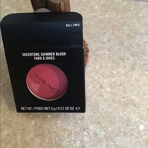 MAC Blush Sheertone Shimmer Blush